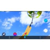 Shuffle in The main screen of Hola Launcher