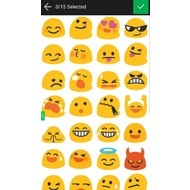 Stickers of Photo Grid