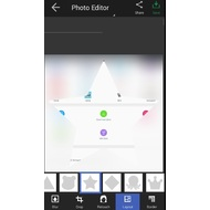 Star layout in Photo Grid