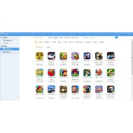 AppStore - games section