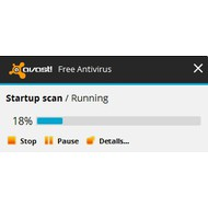 Smart Scan of Avast Free Antivirus 2015