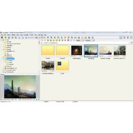Thumbnail gallery in FastStone Image Viewer