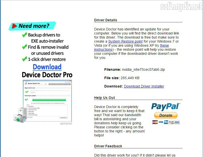 device doctor download free
