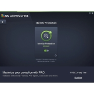 Identity Protection in AVG Antivirus Free