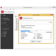 Scanning mode of Avira Free Antivirus