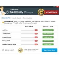 Comodo GeekBuddy utility