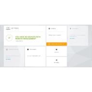 The Dashboard of BitDefender Antivirus Free