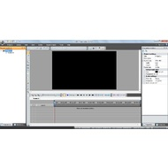 The main window of VSDC Free Video Editor