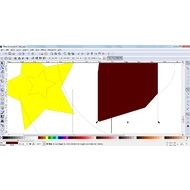 Drawing vector forms in Inkscape