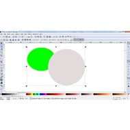 Group objects in Inkscape