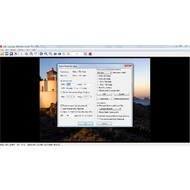 Resizing of the image in IrfanView