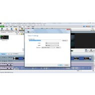 Export Video in VideoPad Vide Editor