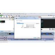 Export Video in VideoPad Vide Editor
