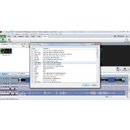 Customize toolbar in VideoPad Vide Editor