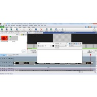 Sequence tab in VideoPad Vide Editor