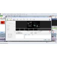 Subtitles panel in VideoPad Vide Editor