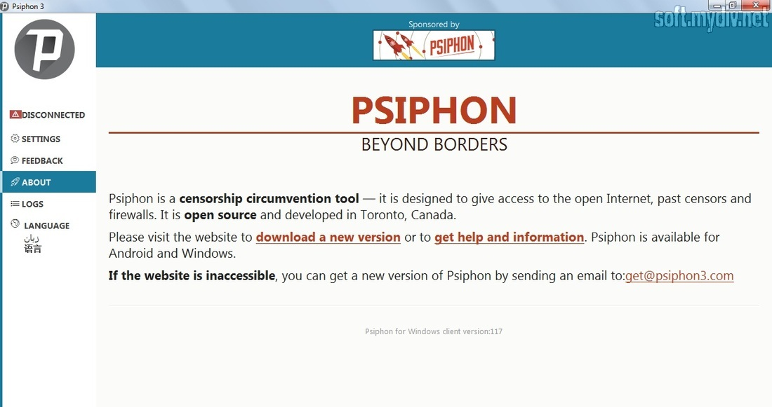 Psiphon Download Program Psiphon For Free